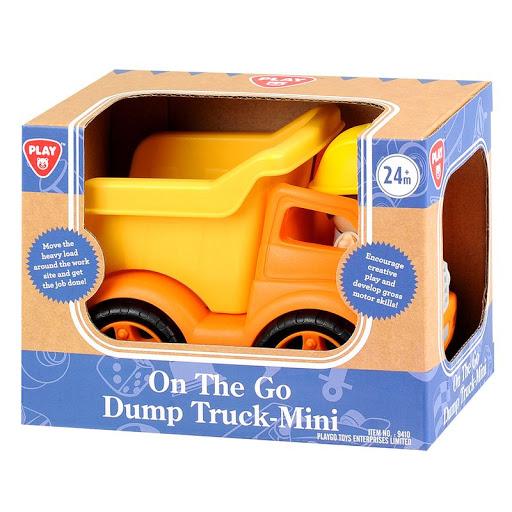 PlayGo On the Go Dump Mini Truck - 1