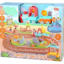 Playgo Safari Train Tour