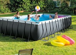 Double up Fun With The Modern And Floating Pool Toys