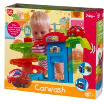 PlayGo Car Wash Garage
