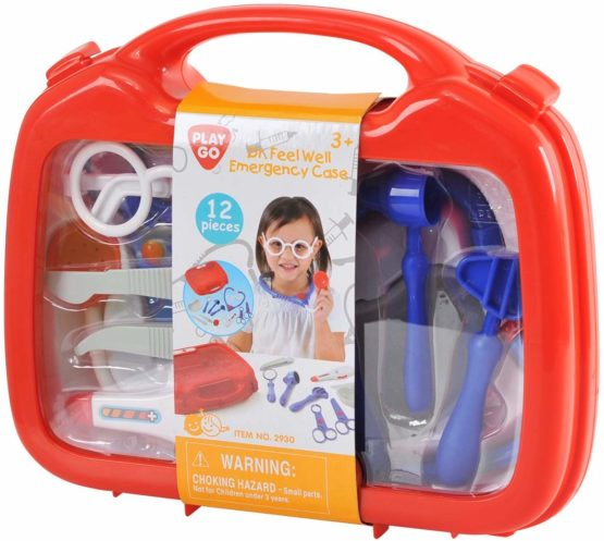 Playgo Dr. Feel Well Kids Emergency Case