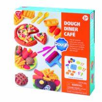 Playgo Dough Diner Café Set