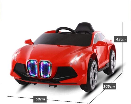 BMW Electric Rechargeable Ride On Car -1