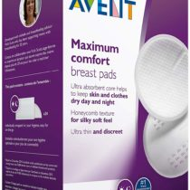 Philips Avent Disposable Breast Pads Pack of 60