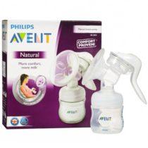 Philips Avent Manual Natural Bpa free Breast Pump