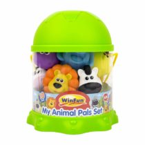Winfun 10 Piece My Animals Bath Playset