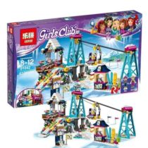 LEPIN Girls Club Snow Resort Ski Lift