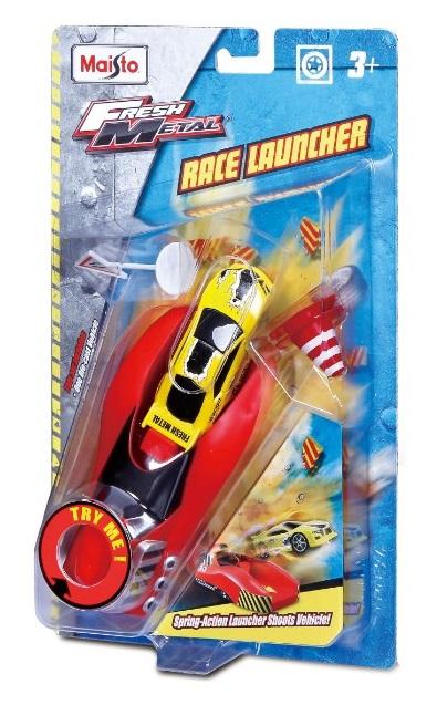 Maisto Fresh Metal Race Launcher