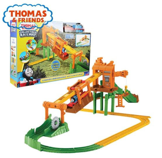 Thomas and Friends Collectible Misty Island Zipline Train