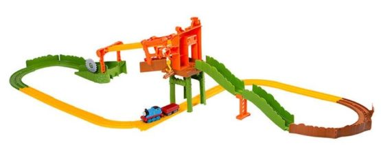 Thomas and Friends Collectible Misty Island Zipline Train - 3