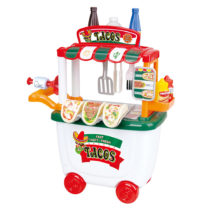PlayGo Gourmet Taco Cart 29pcs