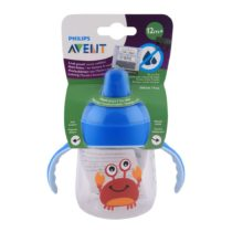 Philips Avent Spout Cup 260ml 12M+ – Color May Vary