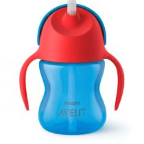 Philips Avent Straw Cup 200ml – Color May Vary