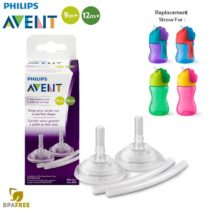Philips Avent Replacement Straw for 7+, 10 Oz Straw