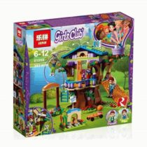 LEPIN Girls Mia's Tree House Building Blocks