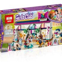 LEPIN Girls Club Andrea's Accessories Store Building Blocks Set