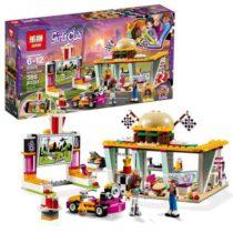 LEPIN Girls Drifting Diner Building Blocks