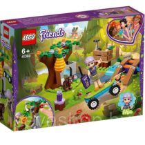 LEPIN Girls Club Adventures in the Forest Building Blocks Set