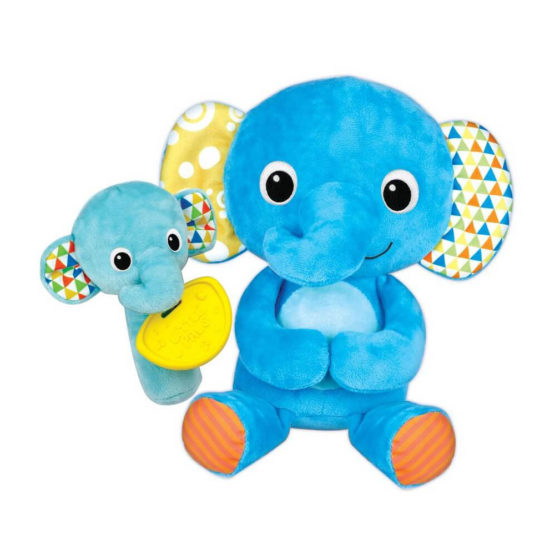 Winfun Little Pals Mommy and Baby Elephant - 2