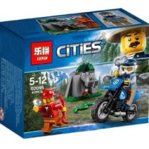 LEPIN City Off Road Chase