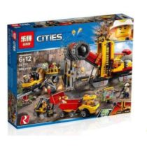 LEPIN City Series Toys The Mining Experts Site