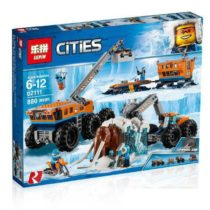 LEPIN City Series Arctic Mobile Exploration Base Sets