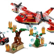 LEPIN City Series Fire Plane Sets