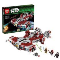 LEPIN Star War The Jedi Defender Class Cruiser Building Blocks Set