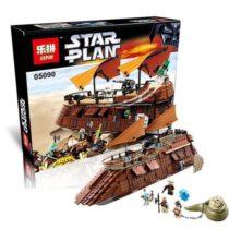 LEPIN Star War Jabba's Sail Barge Building Blocks Set