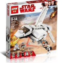LEPIN Star War Imperial Landing Craft Building Blocks Set