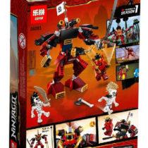 LEPIN Ninjago The Samurai Mech Building Blocks Set