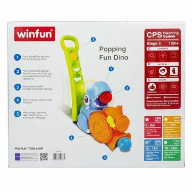 WinFun Popping Fun Dino - 1