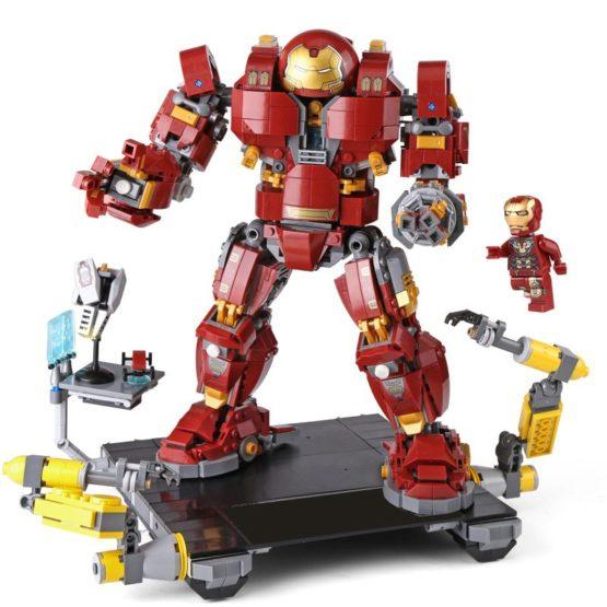 LEPIN Super Hero Series The Hulkbuster Blocks Set