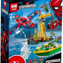 LEPIN Spider-Warrior Set