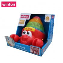 Winfun Pull Along Crab Stacker