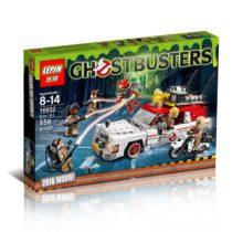 LEPIN Ghostbusters Building Blocks