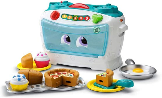 LeapFrog Number Lovin Oven Musical Number Learning