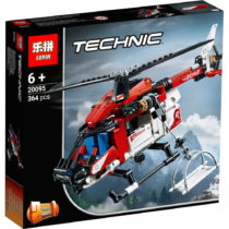 LEPIN Technic Series Rescue Helicopter Blocks
