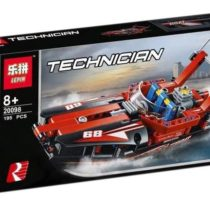 LEPIN Technic Series Power Boat Blocks