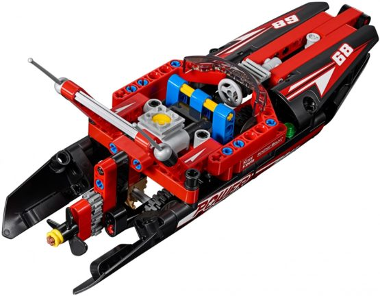 LEPIN Technic Series Power Boat Blocks