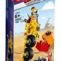 LEPIN Emmett Tricycle Set Blocks
