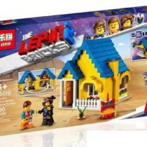 LEPIN Emmet's Dream House Rescue Rocket Set Blocks