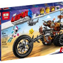 LEPIN Heavy Metal Motorcycle Iron Beard Set Blocks