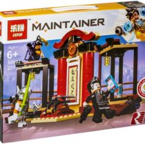 LEPIN Guardian Watchman Pioneer Semi-Tibet Wars Building Blocks