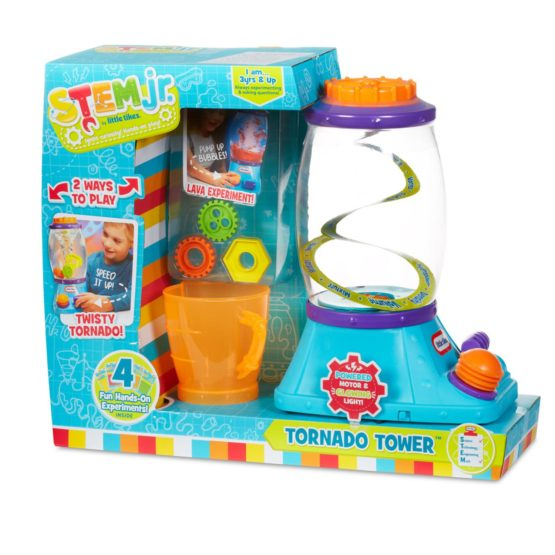 Little STEM Jr. Tornado Tower
