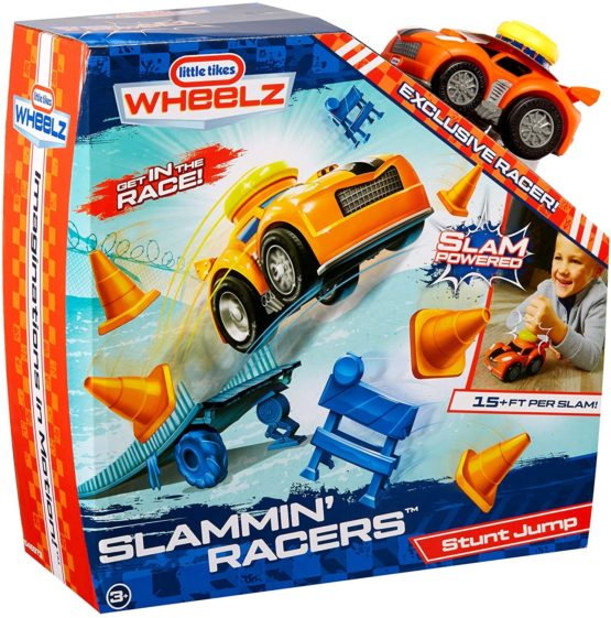 Little Tikes Slammin Racers Stunt Jump