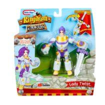 Little Tikes Kingdom Builders Lady Twist