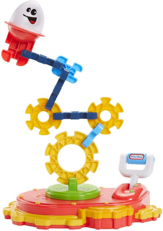Little Tikes STEM Jr. Quake Challenge Set 19 Pieces 11 Challenges