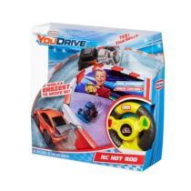 Little Tikes You Drive Hotrod W/ Flames W/ Easy Steering Remote Control