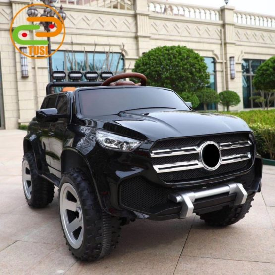 Electric Rechargeable RideOn Mercedes Jeep 2 Seater - 3